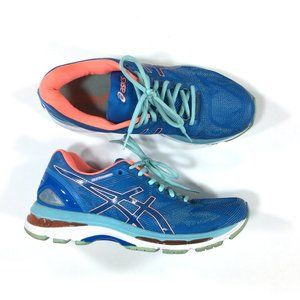 Asics Gel-Nimbus 19 Running Shoes Womens Size 9.5